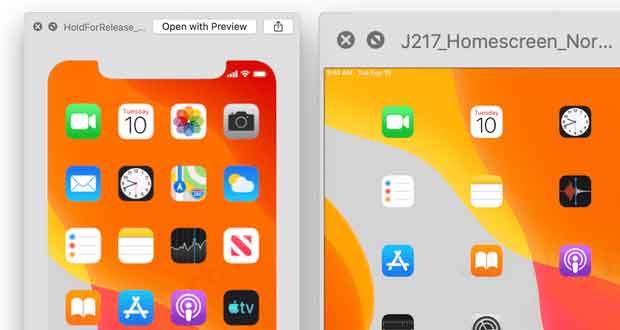 iOS 13 et iPadOS 13