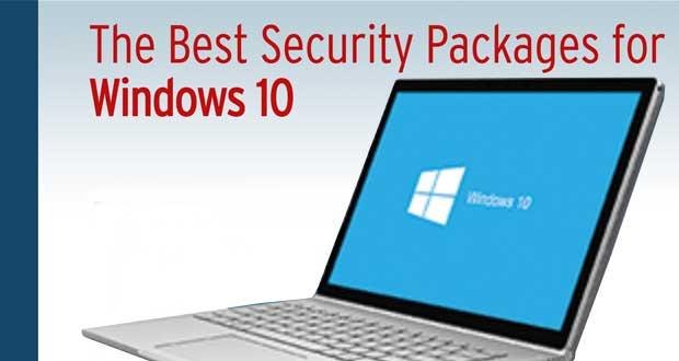 Les meilleurs logiciels antivirus sur Windows pour utilisateurs privés - AV-Test (Aout 2019)