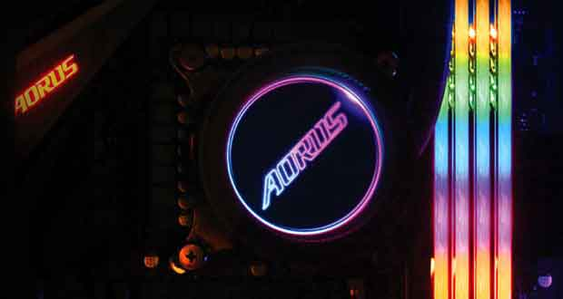 Watercooling AIO Aorus Liquid Cooler 240 de Gigabyte