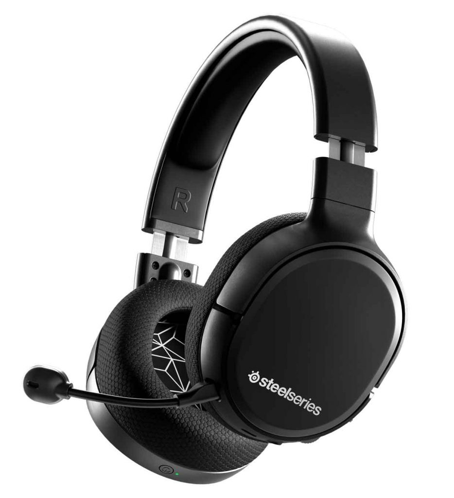 Micro-Casque sans fil Arctis 1 Wireless de SteelSeries