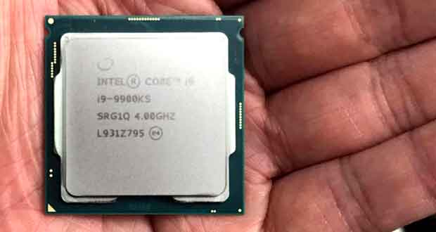 Processeur Intel Core i9-9900KS