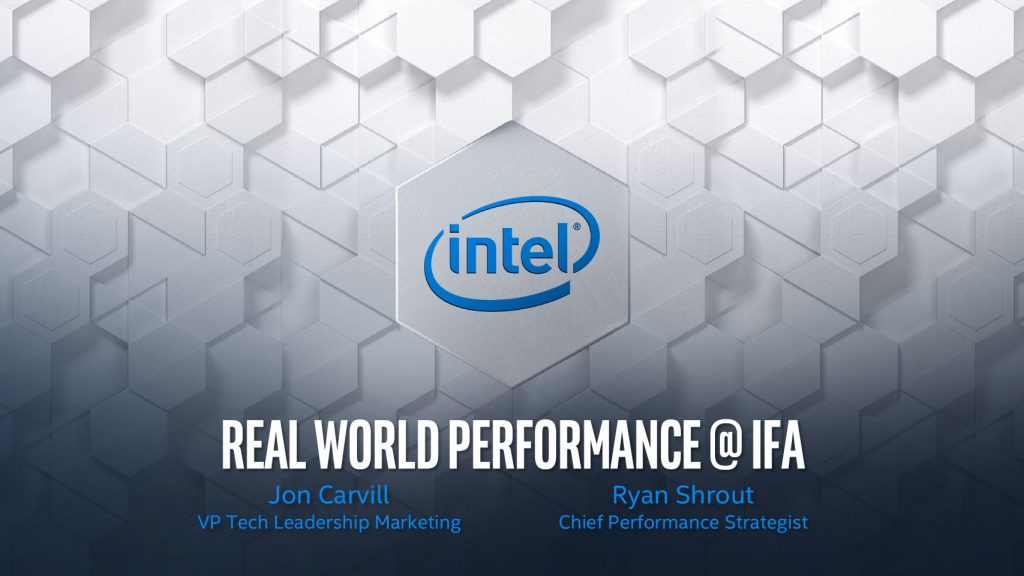 Intel - IFA Berlin 2019