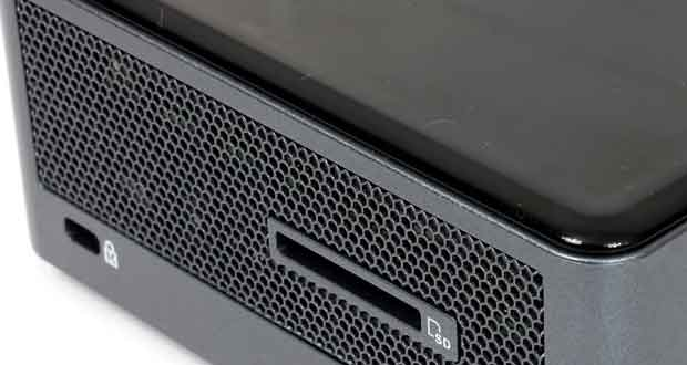Mini-PC NUC8i5INH d'Intel