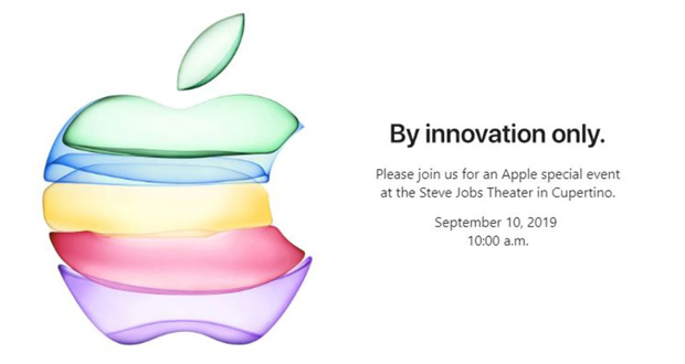 Keynote Apple – Septembre 2019