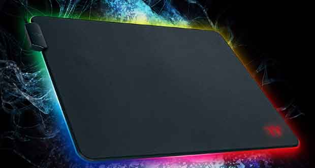 Tapis de souris Level 20 RGB Mouse PAD (Hard Edition)