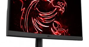Moniteur gaming MSI MAG Optix G27C4
