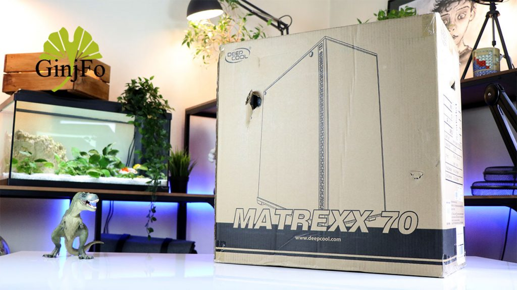 Matrexx 70 ADD-RGB 3F