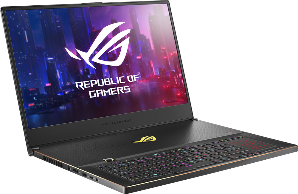 PC portable gaming ROG Zephyrus S GX735