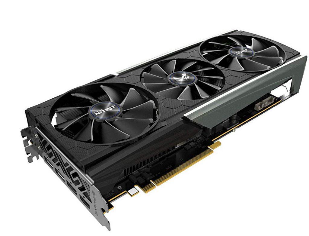 Radeon RX 5700 XT NITRO+ OC de Sapphire