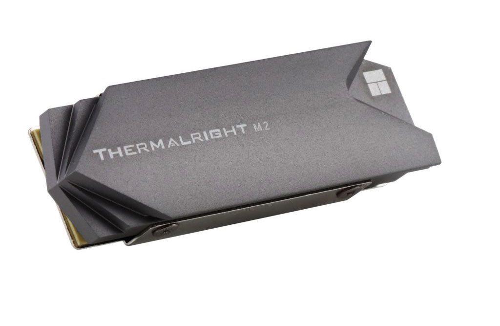 Dissipateur SSD TR-M.2 2280 de Thermalright