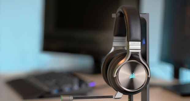 Casque CORSAIR Virtuoso RGB Wireless SE