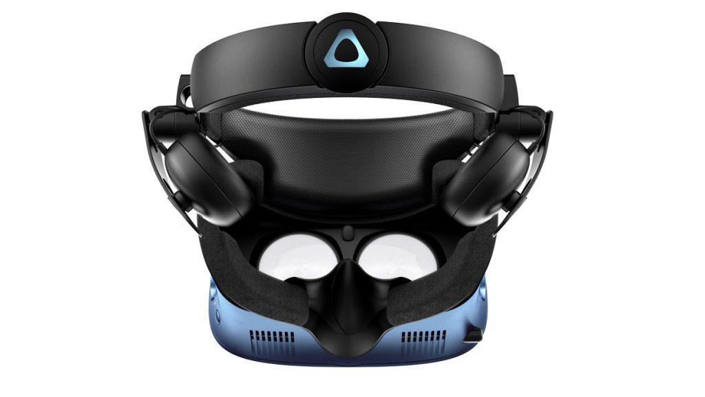 Casque de réalité virtuelle Vive Cosmos d'HTC.