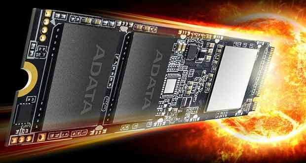 SSD XPG SX8100 de ADATA