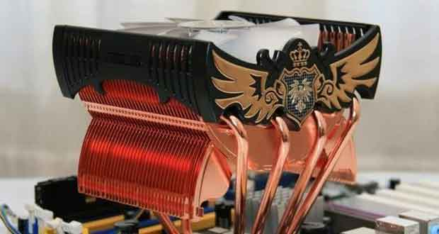 Ventirad Asus Royal Knight