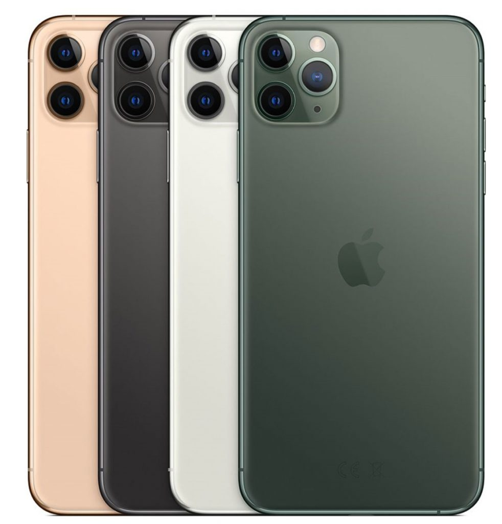 iPhone 11 Pro Max d'Apple