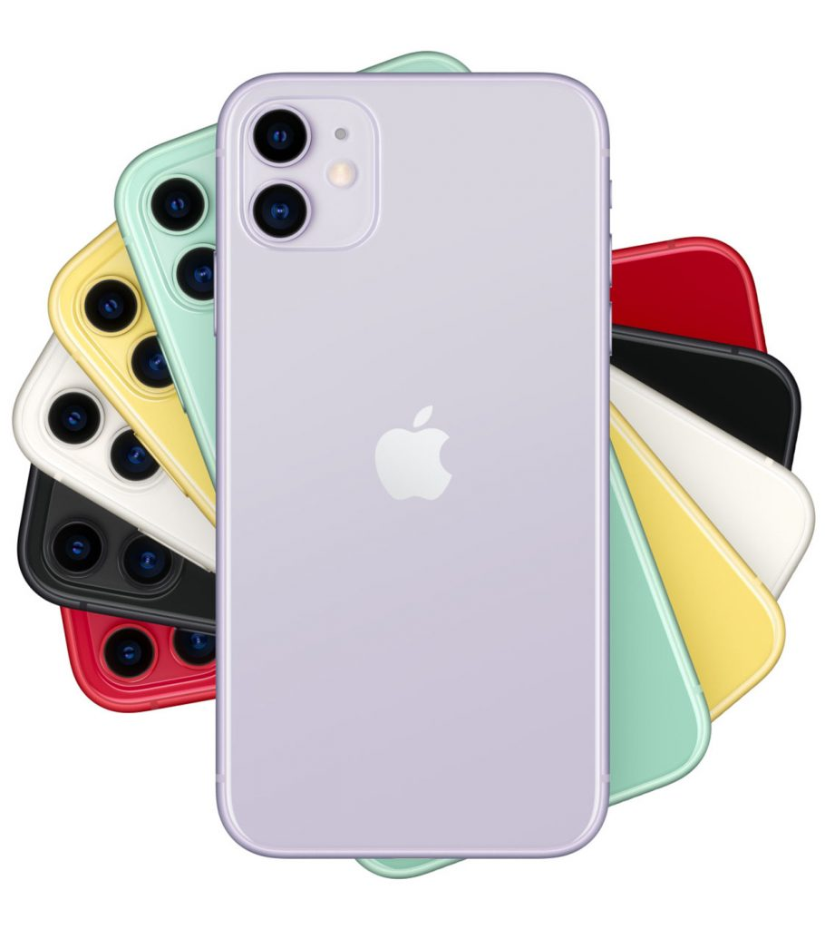 iPhone 11 d'Apple