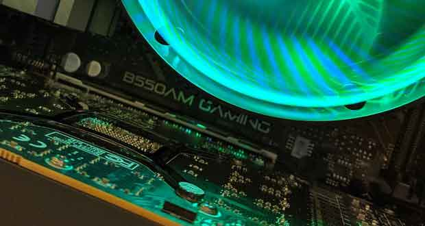 Carte mère ASRock AMD B550AM Gaming