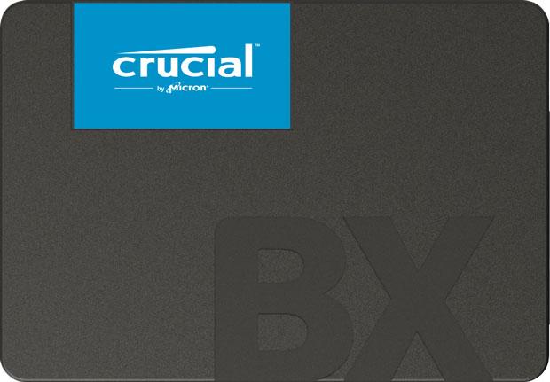 SSD BX500 2 To de Crucial