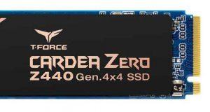 SSD Cardea Zero Z440 de TeamGroup