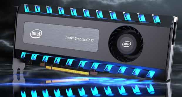 GPU Xe 10 nm d'Intel