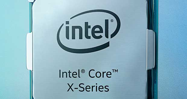 Intel Core X Series d'Intel