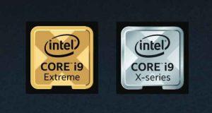Processeur Cascade Lake-X Core i9-10980XE d'Intel