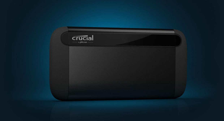 Crucial X8 Portable