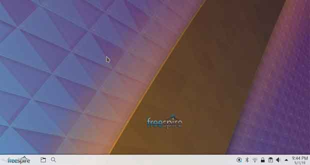 Distribution Linux Freespire 5.0