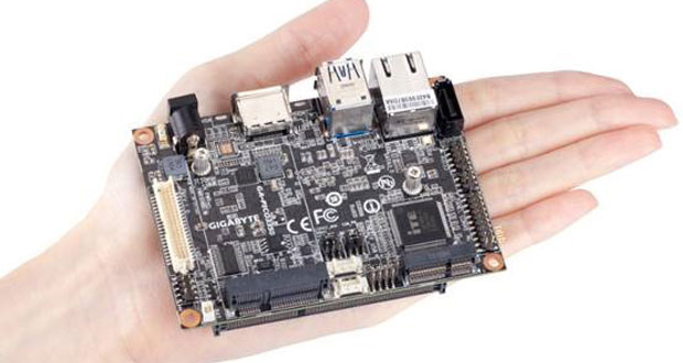 Carte mère Pico-ITX GA-PICO3350 de Gigabyte