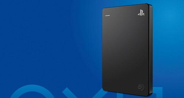 Disque dur externe Game Drive pour PS4 sous licence officielle