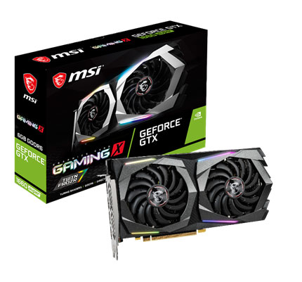 La GeForce GTX 1660 SUPER GAMING de MSI