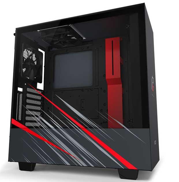 Boitier NZXT H510i Phantom Gaming Edition