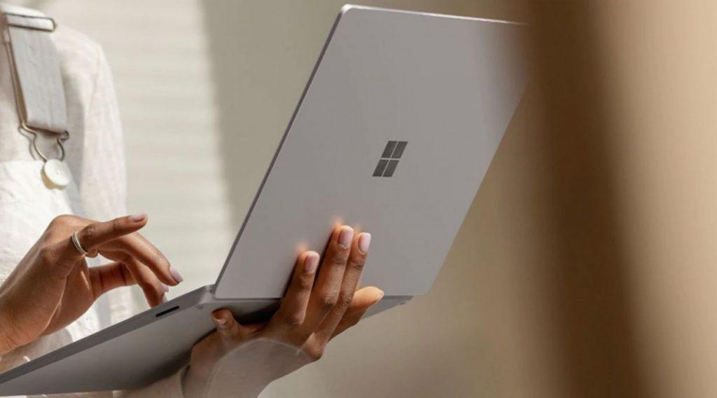 Surface Laptop 3 de Microsoft