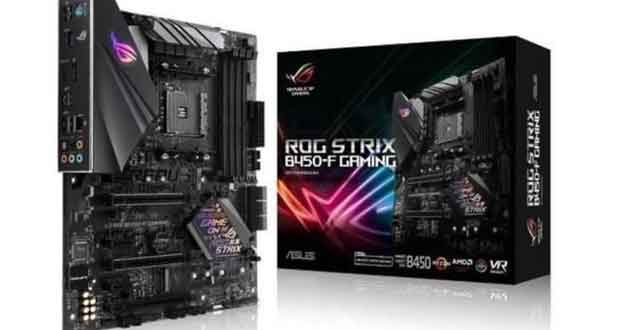 Carte mère Asus ROG Strix B450-F Gaming