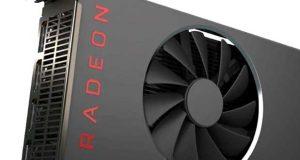 Radeon RX 5500 d'AMD