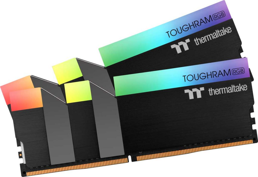 TOUGHRAM RGB DDR4 de Thermaltake