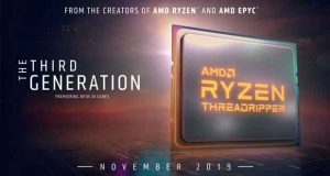 Processeur Ryzen Threadripper de 3ème génération