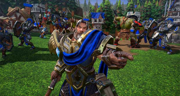Warcraft III: Reforged de Blizzard