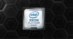 Xeon Platinum d'Intel