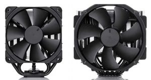 Ventirads Noctua NH-D15 chromax.black et NH-U12S chromax.black