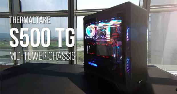 Boitier Thermaltake S500-TG