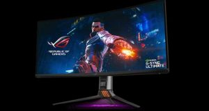 Moniteur gaming ROG Swift PG35V d'Asus