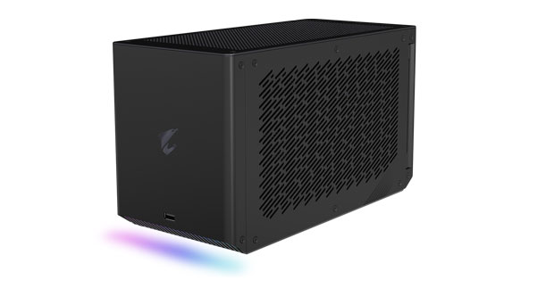 Aorus RTX 2080 Ti GAMING BOX de Gigabyte