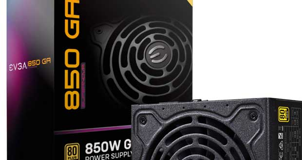 Alimentation EVGA SuperNOVA 850 GA