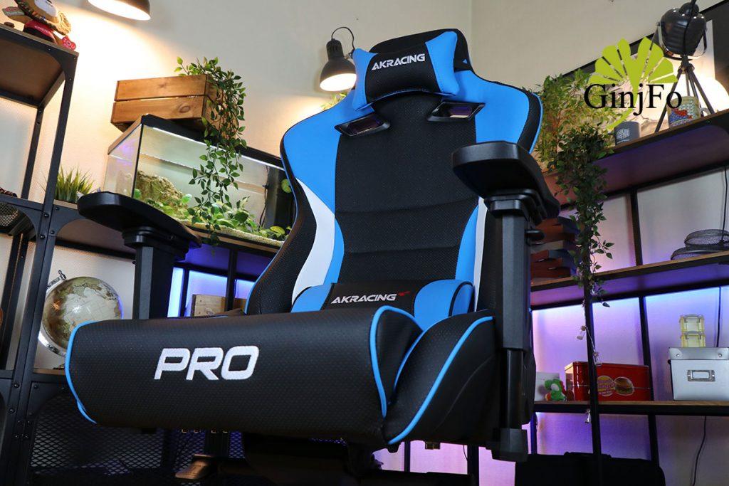 Fauteuil gamer AKRacing Master Pro