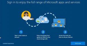 Windows 10 v1909 et l'OOBE, Microsoft rend plus difficile la création d'un compte local