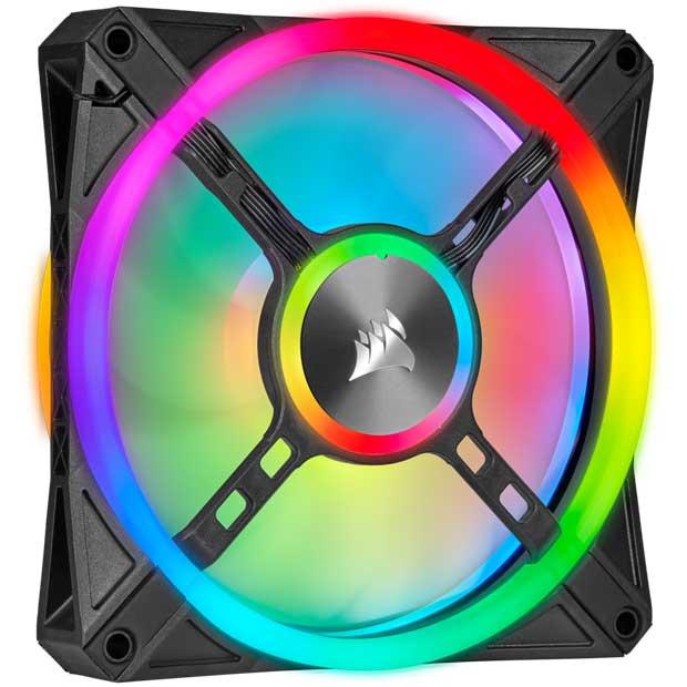Ventilateur iCUE QL RGB de Corsair