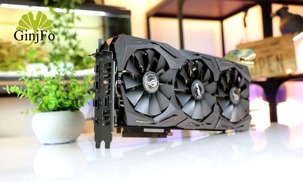 Carte graphique ROG Strix GeForce RTX 2060 SUPER OC d'Asus (ROG-STRIX-RTX2060S-O8G-GAMING)