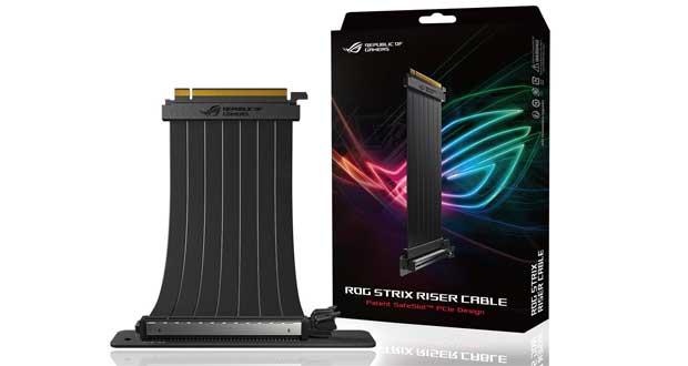 ROG Strix Riser Cable d'Asus