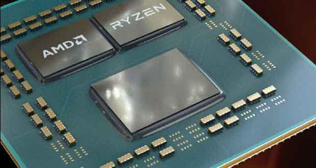 Ryzen 9 3950X d'AMD